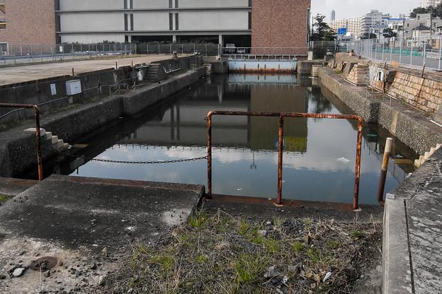 旧下関機械工場 乾船渠