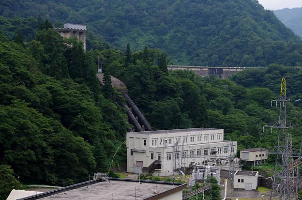 祖山発電所