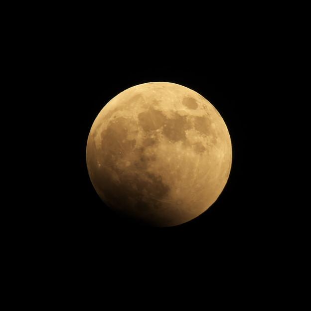 月の満ち欠けよりボンヤリしています。