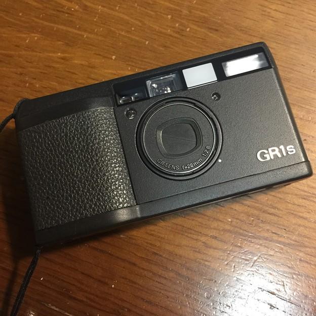 こんなカメラも・・・