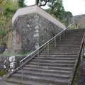 写真: 福泉寺の石段