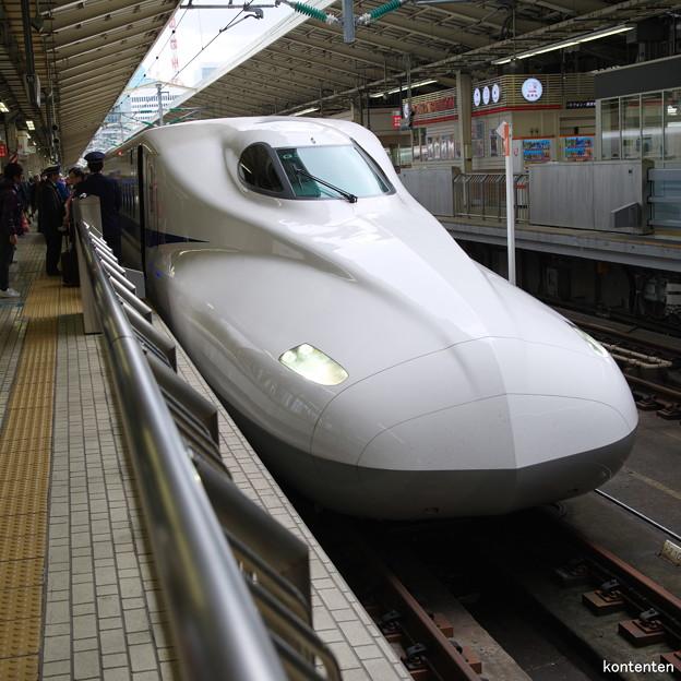 無事、東京駅まで・・・