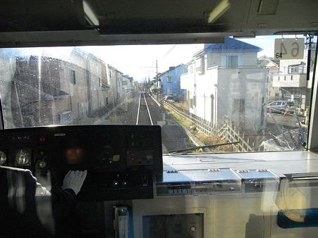 川越線の車窓9