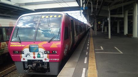 しおかぜ22号(松山駅)
