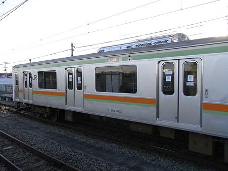 209系八高線(高麗川駅)