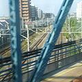 江ノ島線の車窓4(藤沢界隈)