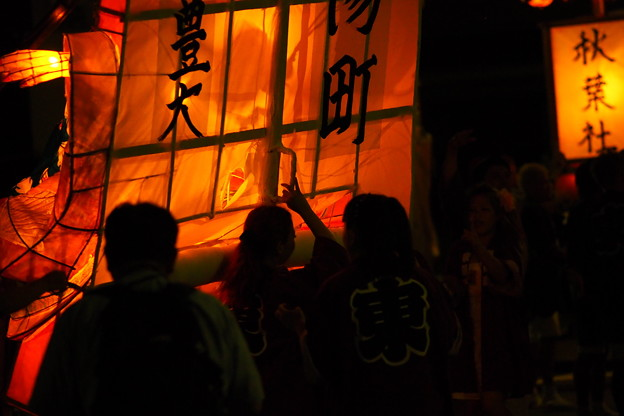 刈谷万燈祭8