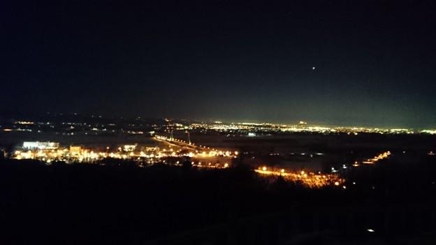 写真: 十勝が丘展望台