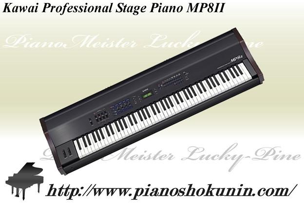 Kawai Professional Stage Piano MP8II.