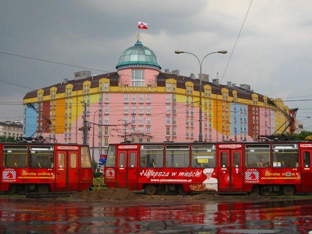 ワルシャワの路面電車