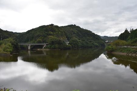 一ノ木ダム湖