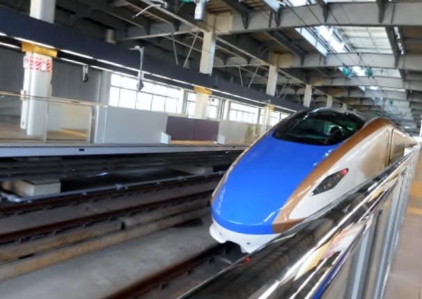 E7系F13編成(12両編成) 回送列車-0