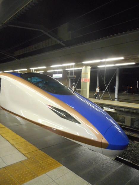 E7系F3編成(12両編成)東京始発あさま623号長野行き