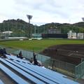写真: 高知市野球場