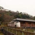 写真: 和歌山城 西の丸渓庭園