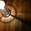 行燈の明かり