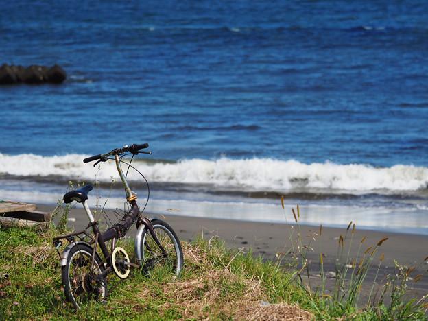 Photos: 夏の海を見に来ました
