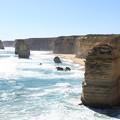 写真: 2226 Great Ocean Road十二使徒@南オーストラリア