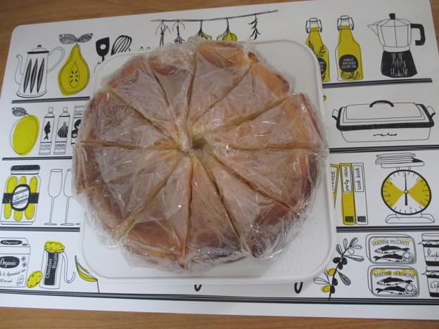 写真: 20170102 チーズケーキ