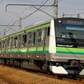 E233系H026編成快速桜木町行き