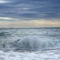 写真: 海景