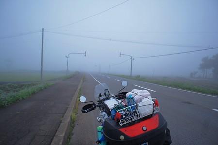 留萌は霧です。