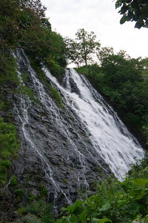 オシンコシンの滝3