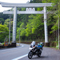 Photos: 石鎚スカイライン入り口 鳥居
