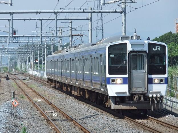 水戸線415系1500番台 K544編成