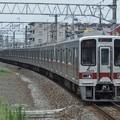 Photos: 東武東上線30000系 31608F+31408F