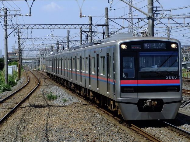 京成千葉・千原線3000形 3007F