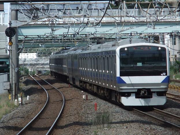 常磐線E531系 K402編成