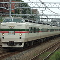 Photos: 鎌倉あじさい号189系 M52編成