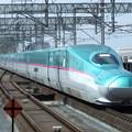 Photos: 東北新幹線E5系 U31編成他17両編成