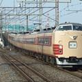 回送列車189系 M51編成