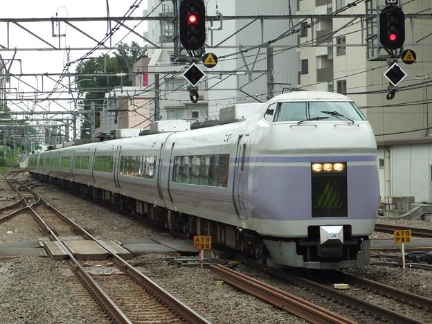 Photos: スーパーあずさE351系 S4+S24編成