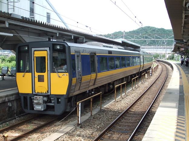 スーパーいなばキハ187系1500番台 キハ187-1502F