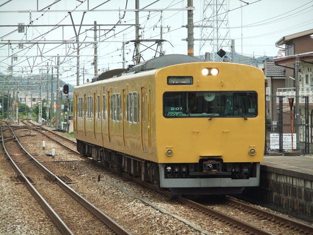 赤穂線115系1000番台 G-07編成
