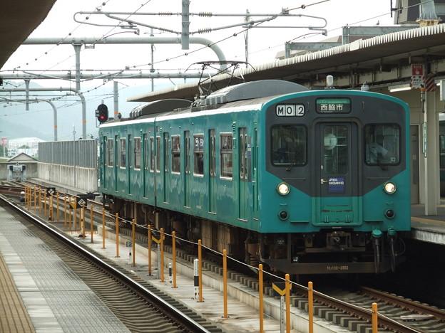 加古川線103系3550番台 クモハ103-3552F