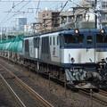 Photos: EF64 1036+EF64 1017+タキ