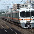 中央西線313系1300番台 B501編成他6両編成