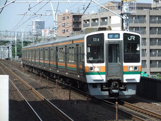 中央西線211系5000番台 K19編成