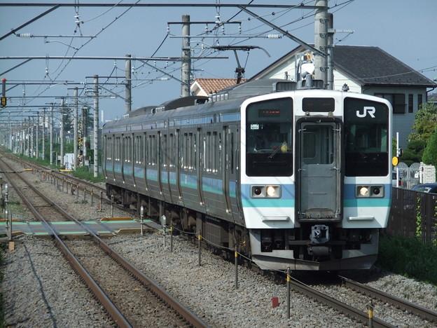 中央線211系3000番台 N319編成