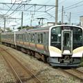 白新線E129系100番台 A21編成他4両編成
