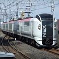 Photos: 成田エクスプレスE259系 Ne014編成