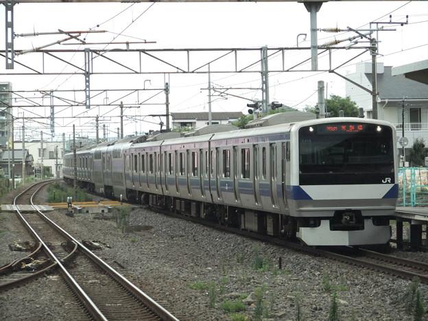常磐線E531系 K414編成
