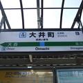 Photos: #JK19 大井町駅 駅名標【南行 1】