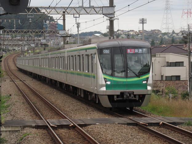 東京メトロ千代田線16000系 16124F