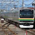 Photos: 高崎線E231系1000番台 K-42編成