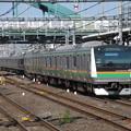 宇都宮線・上野東京ラインE233系3000番台 E-15+S-25編成